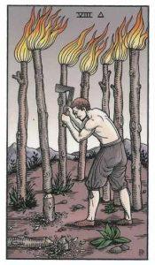 炼金术权杖八
