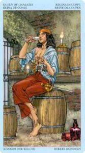 海盗圣杯王后