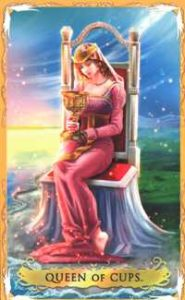 炼金术女神圣杯王后