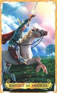炼金术女神宝剑骑士