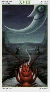 魔法森林月亮