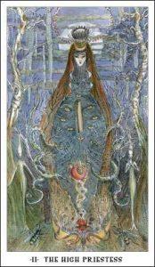 帕丽娜女祭司