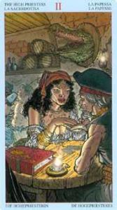 海盗女祭司