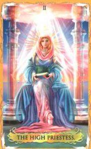 炼金术女神女祭司