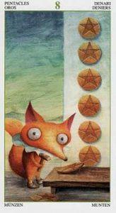 魔法森林星币八