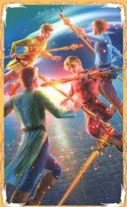 炼金术女神权杖五