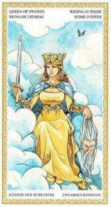 圣甲虫宝剑王后