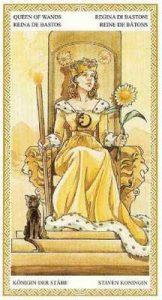 圣甲虫权杖王后