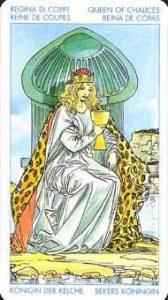 圣甲虫韦特圣杯王后