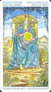 圣甲虫韦特星币王后