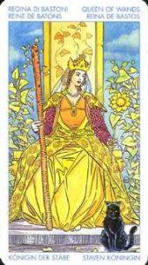 圣甲虫韦特权杖王后