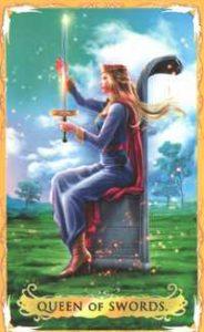 炼金术女神宝剑王后