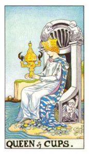 韦特圣杯王后