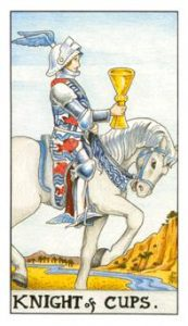 韦特圣杯骑士