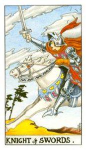 韦特宝剑骑士