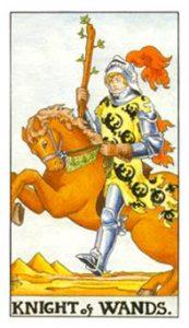 韦特权杖骑士