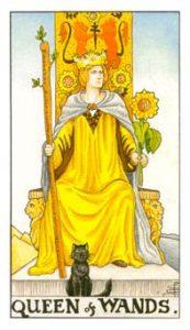 韦特权杖王后